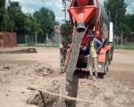 AVANCES EN LA CONSTRUCCIÓN DEL HEM24 EN BARRIO SOL Y VERDE DE JOSÉ C. PAZ