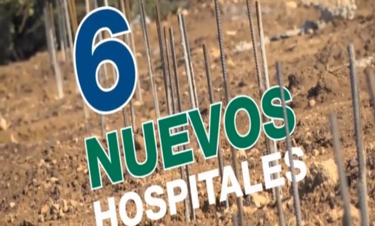 SPOT INSTITUCIONAL NUEVOS HOSPITALES EN JOSÉ C. PAZ