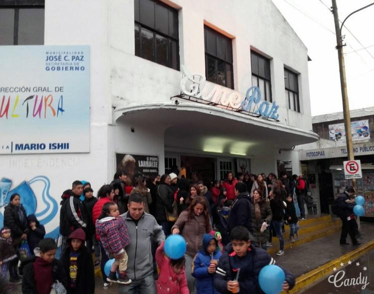 CINEPAZ-Obra Por fin Vacaciones 26-7-16d