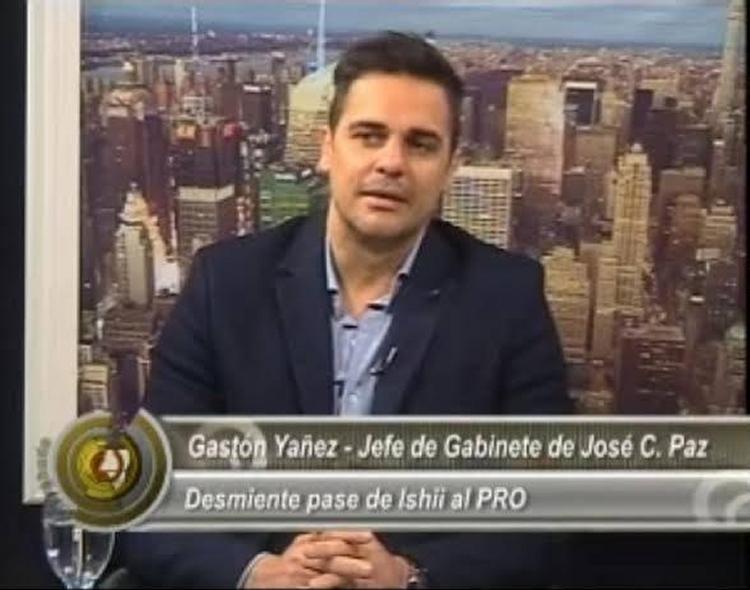 Gaston yañez