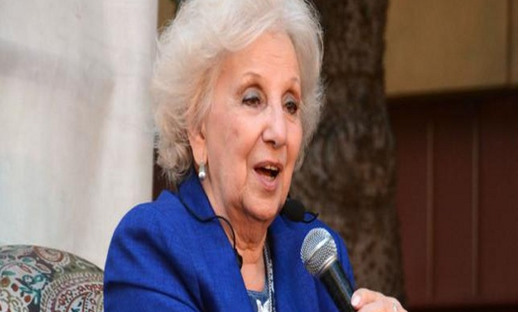 UNPAZ distingue a Estela de Carlotto con Doctorado Honoris Causa