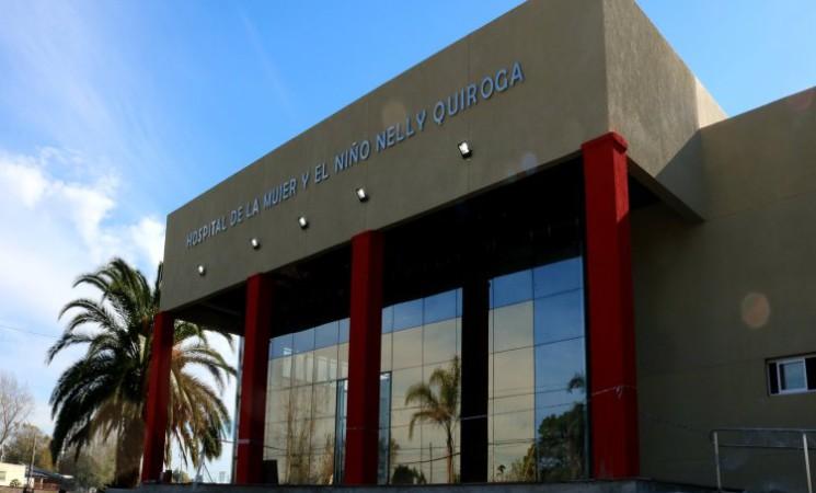 HOSPITAL DE LA MUJER Y NIÑOS EN JOSÉ C. PAZ REVOLUCIONANDO LA SALUD