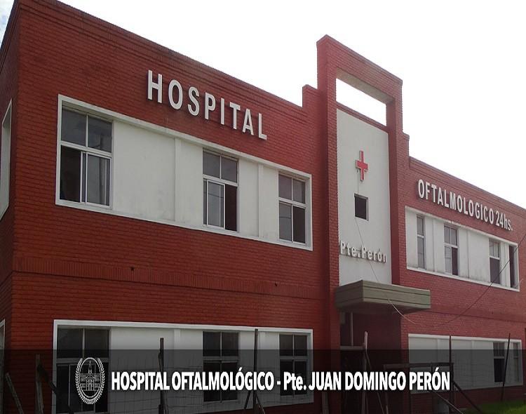 "INAUGURACIÓN HOSPITAL OFTALMOLÓGICO ""JUAN D. PERÓN"""