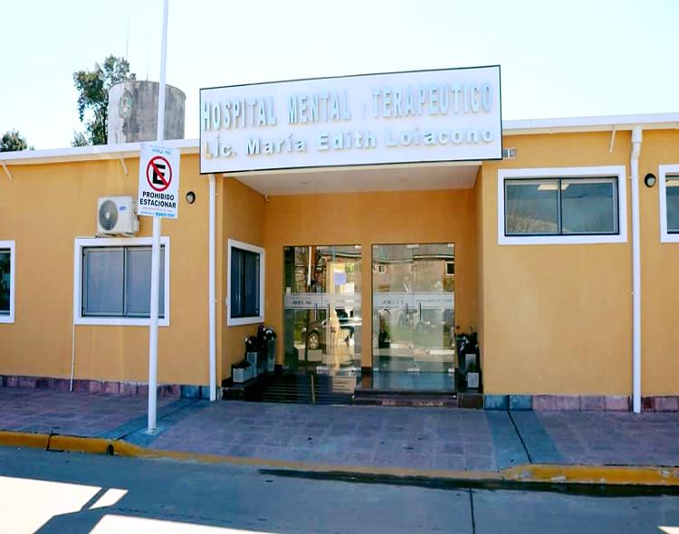 """HOSPITAL SALUD MENTAL Y TERAPÉUTICO """"LIC. MARÍA EDITH LOIÁCONO"""" TALLERES ABIERTOS A LA COMUNIDAD"""