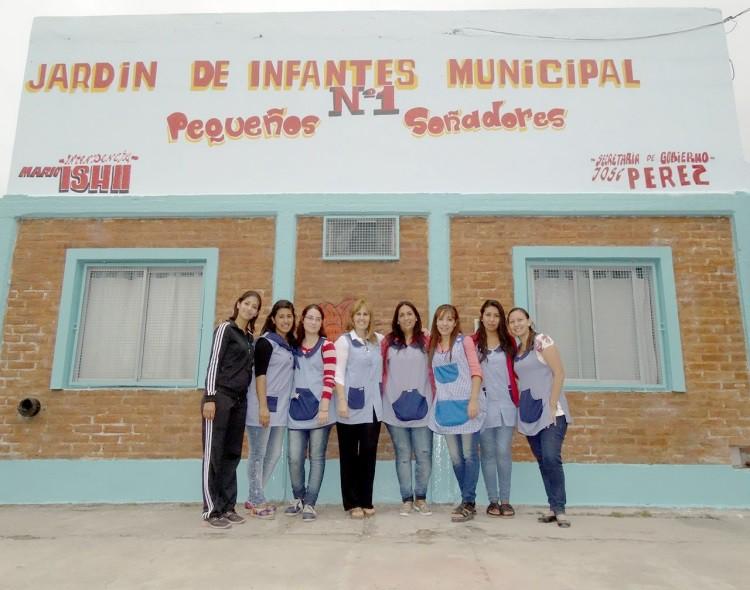"DÉCIMO ANIVERSARIO JARDÍN MUNICIPAL Nº 1 ""PEQUEÑOS SOÑADORES"""