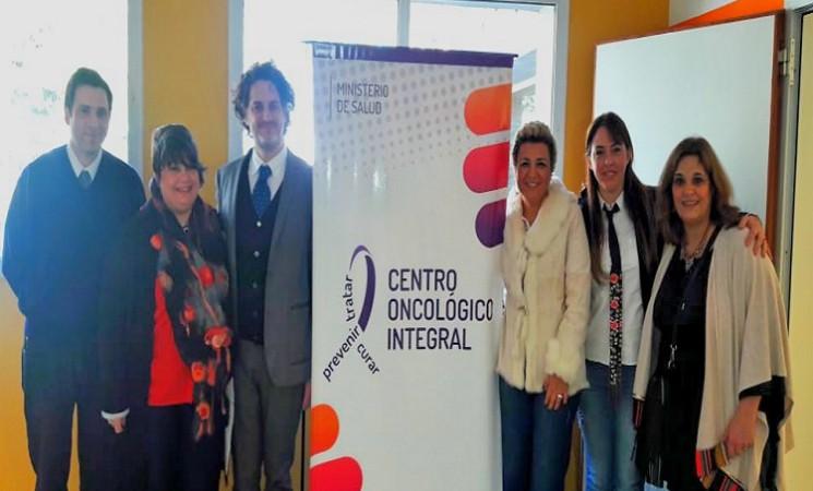 EL HOSPITAL ONCOLÓGICO DE JOSÉ C. PAZ INVITADO A LA PRESENTACIÓN DEL HOSPITAL Y CENTRO ONCOLÓGICO DE SAN LUIS