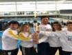 JUEGOS OLÍMPICOS DE LA JUVENTUD 2018: PACEÑA PARTICIPÓ DEL RELEVO ANTORCHA OLÍMPICA