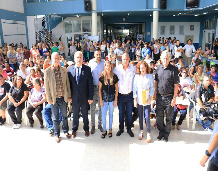 352 FAMILIAS TIENEN SU PROPIA CASA EN JOSÉ C. PAZ