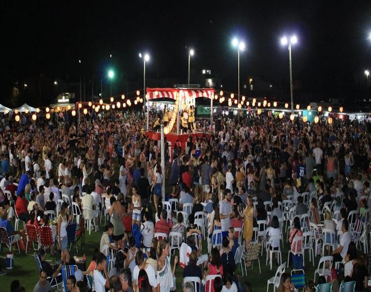 LA ASOCIACIÓN JAPONESA JUNTO AL EMBAJADOR NAKAMAE Y EL INTENDENTE ISHII INAUGURARON EL FESTIVAL JAPONÉS